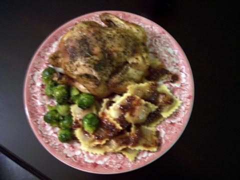 Monica Dinner