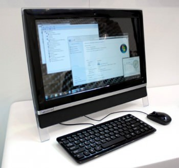 Packard Bell oneTwo L and oneTwo M 