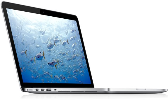 13-inch MacBook Pro with Retina display