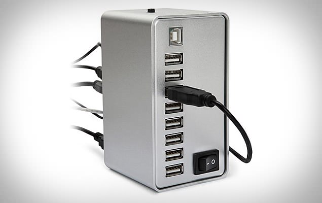 ThinkGeek USB 16 super hub