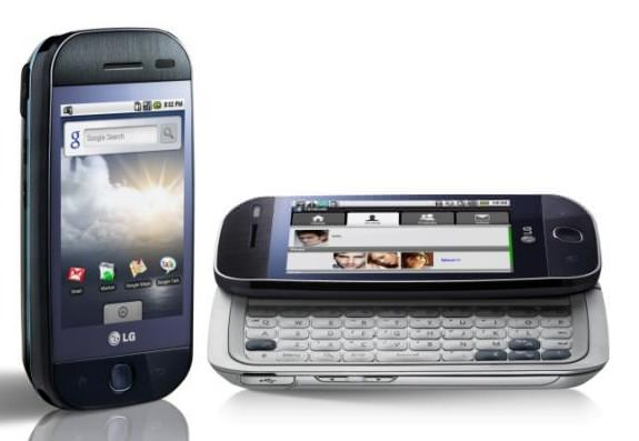 LG Android GW620