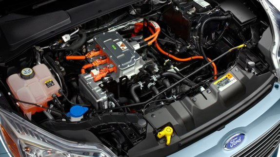 2012 ford focus electric review battery