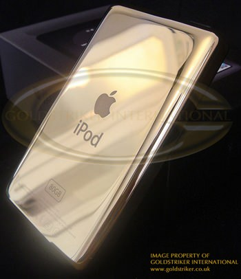 Gold Classic iPod