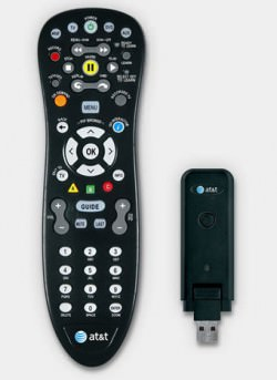 AT&amp;T RF Anywhere Remote