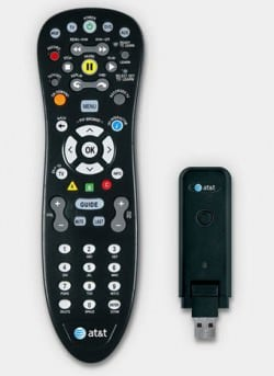 AT&T RF Anywhere Remote