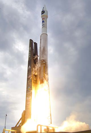 Atlas Liftoff