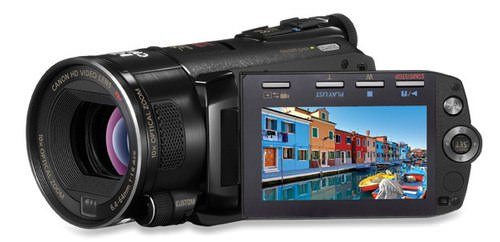 Canon Vixia HF S11