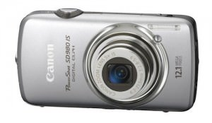 Canon Powershot SD940 and SD980