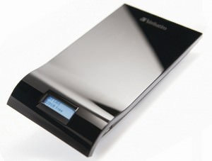 Verbatim InSight Portable Hard Drive is Always on