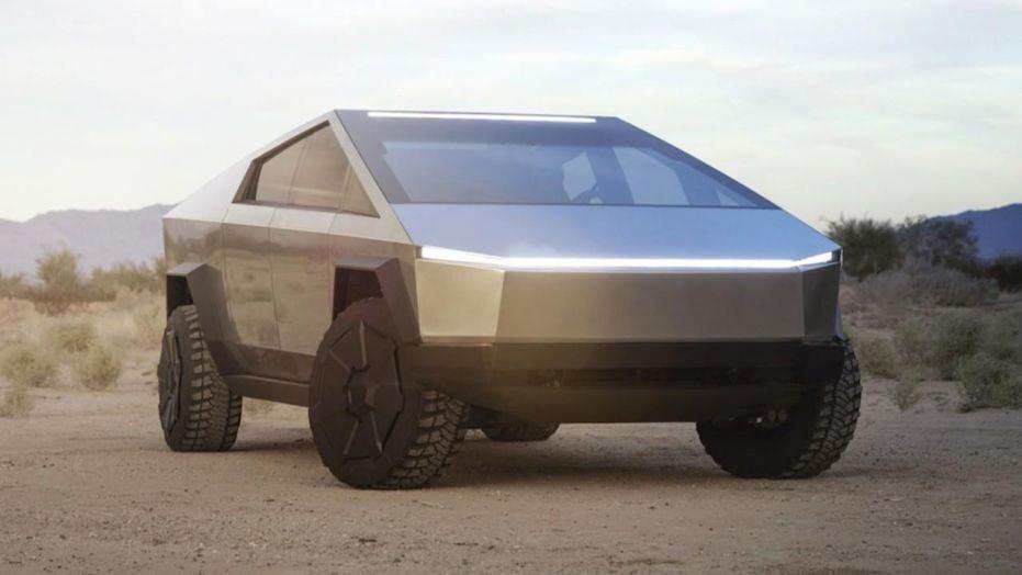 Tesla Cybertruck impressions