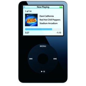 80GB iPod