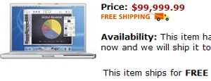 Expensive PowerBook
