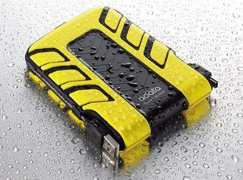 A-DATA SH93 portable drive