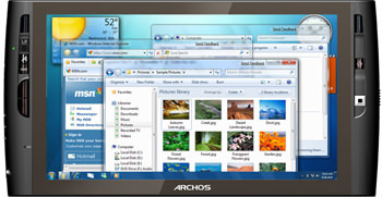 Archos 9 Tablet