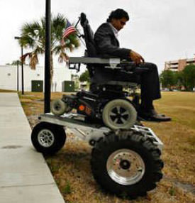 OFF_Road Wheelchair