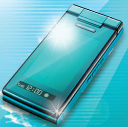 Solar Cell Phone