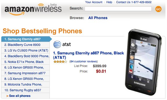 Amazon Wireless