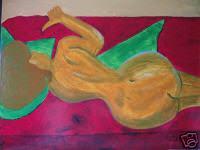 Anna Nicole Painting
