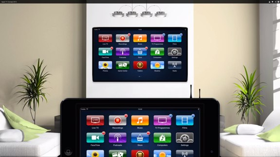 AppleTV conceptualized