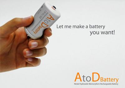 AtoD Battery