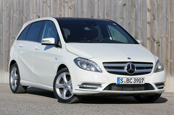 mercedes-benz b-class