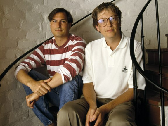 Bill Gates reminisces Steve Jobs