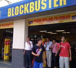 Dish buys Blockbuster