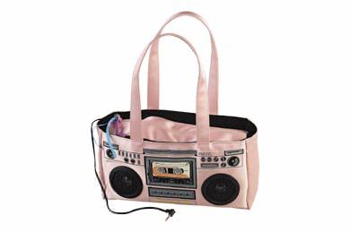 Boombox Bag