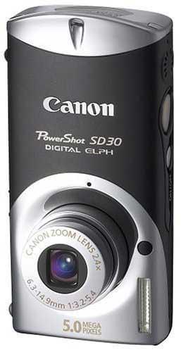 Canon SD30
