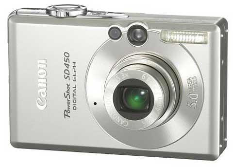 Canon SD450