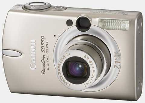 Canon SD550