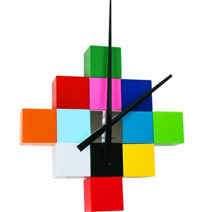 Cubic Wall Clock