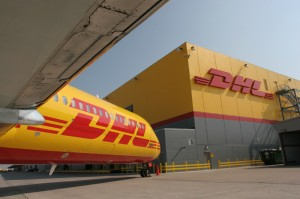 DHL Aircraft Image
