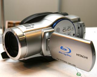 Hitachi DZ-BD7H Cam