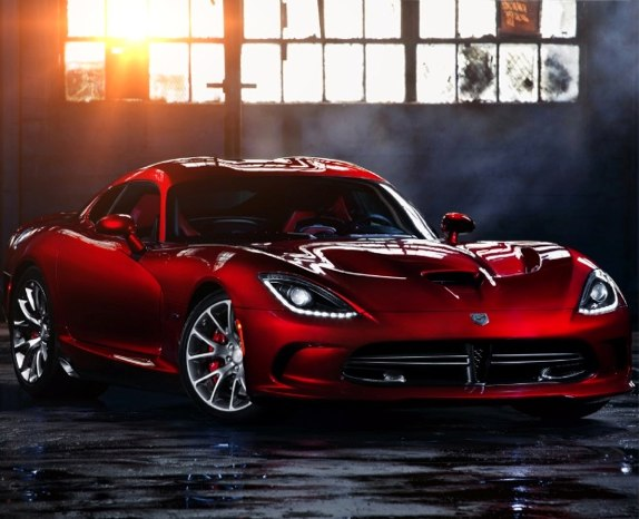 Fifth Generation Dodge Viper 