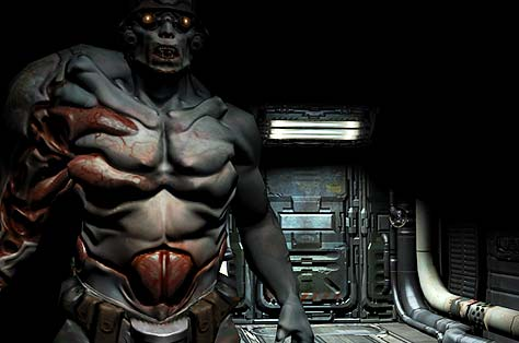 Doom 3 Review Xbox