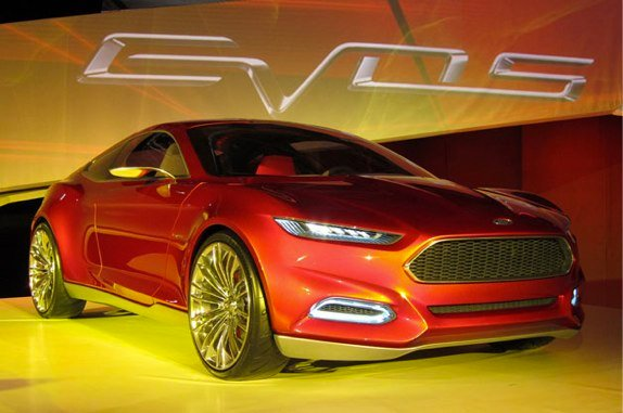 Ford Evos to be the next Mustang