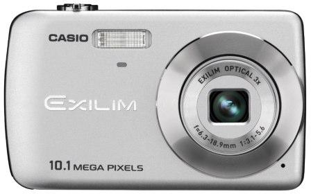 Casios new EX-Z280 and EX-Z33