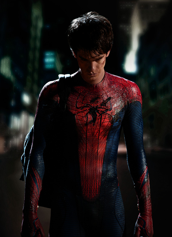 New Spider-Man suit