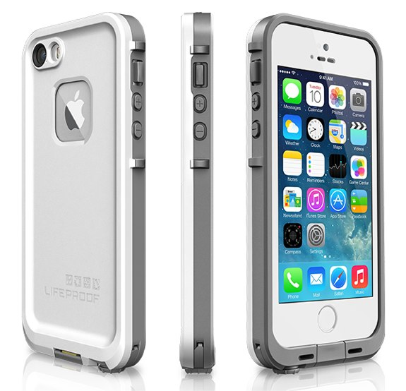 Lifeproof Fre white and gray