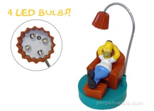 Homer USB Lamp