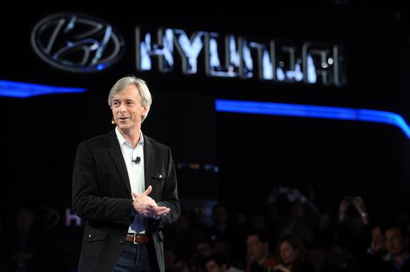 John Krafcik Hyundai