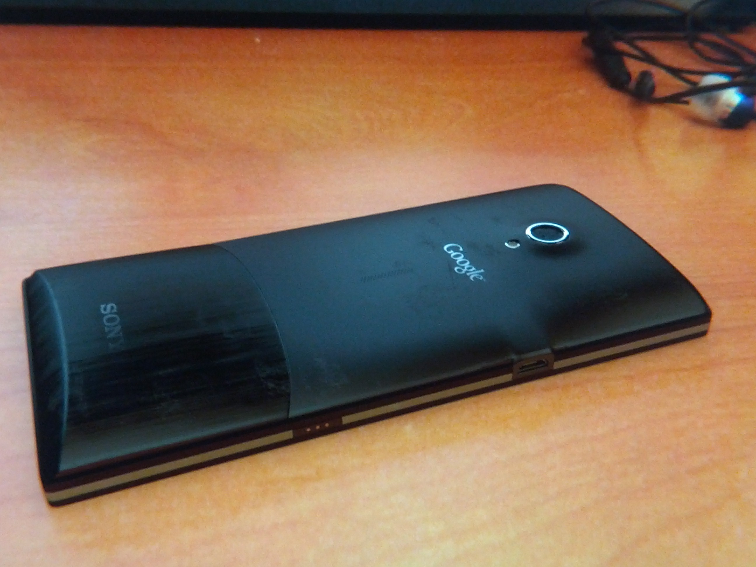 Sony Nexus X