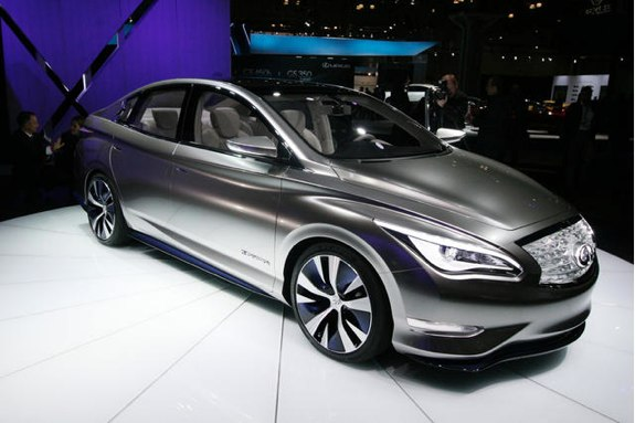 Infiniti's game changing concept