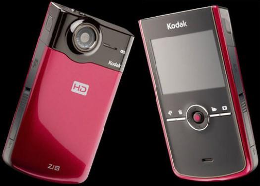 Kodak Zi8 HD ultra-portable camcorder