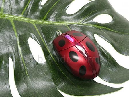 Ladybug USB Mouse