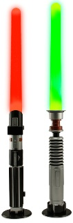 Lightsaber Lamps