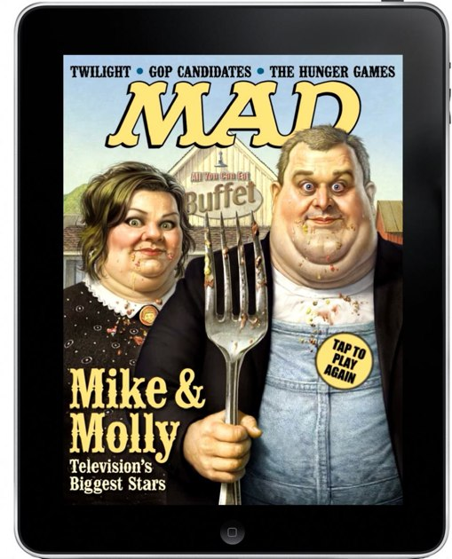 MAD-iPad-App