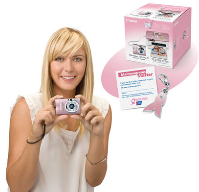 Canon Pink Bundle