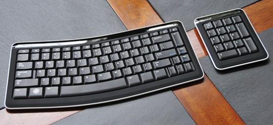 Microsoft's Bluetooth Keyboard